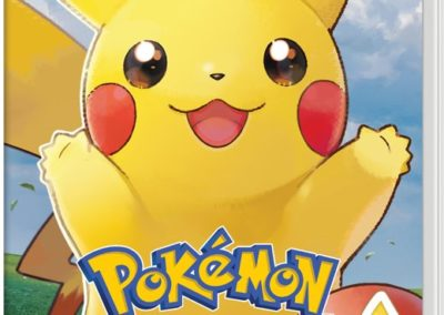 Pokémon Let's Go Pickachu