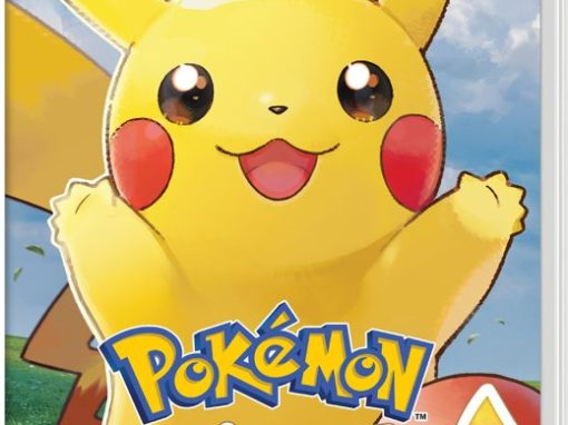 Pokémon Let's Go Pickachu